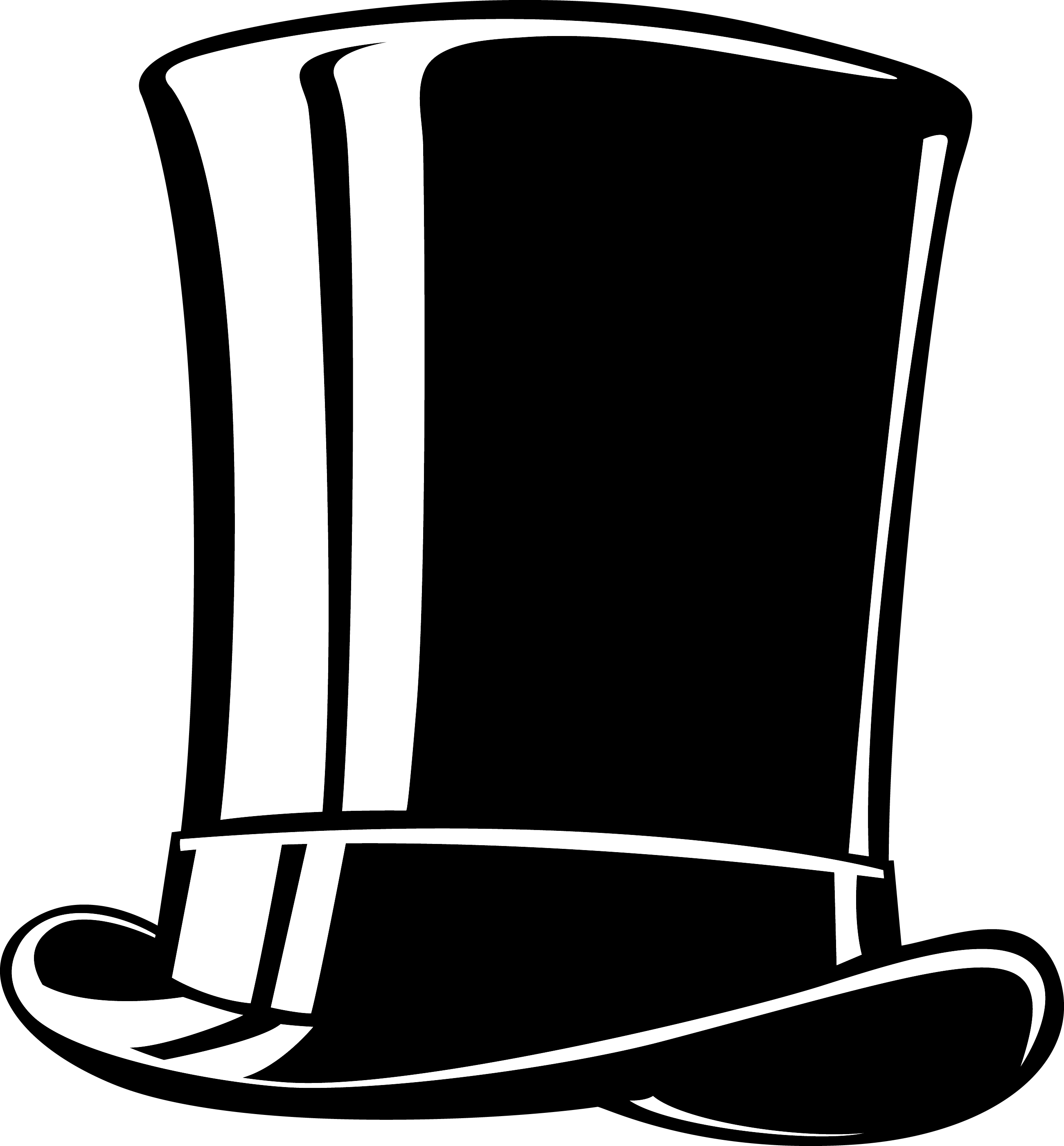 abraham lincoln hat clipart - photo #6