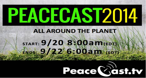 The Forton Group supports the peacecast.tv initiative
